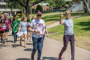 TWU wins National Outdoor Competition