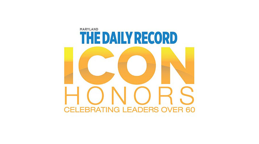 The Daily Record Icon Honors logo